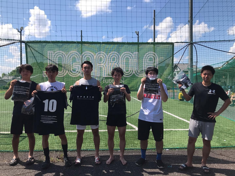 7/25(日) SpazioCUPスーパービギナー大会!